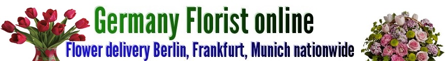 German floral Service | Flowers delivery in Germany